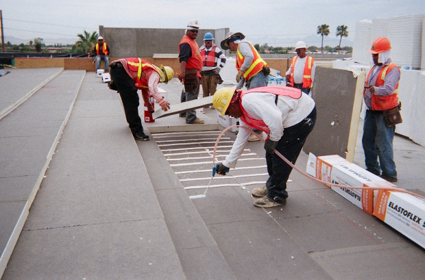 Fm Approved Commercial Roofing Foam System 3m Cr 20 Kits