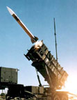 Patriot Missile Defense battery (US DOD Photograph)