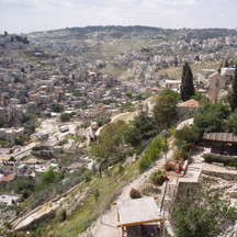 Kidron Valley (ICEJ Staff Photograph)