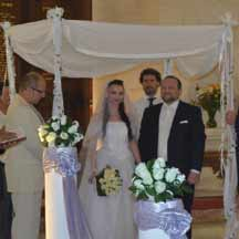 Israeli wedding (ICEJ Staff photograph)