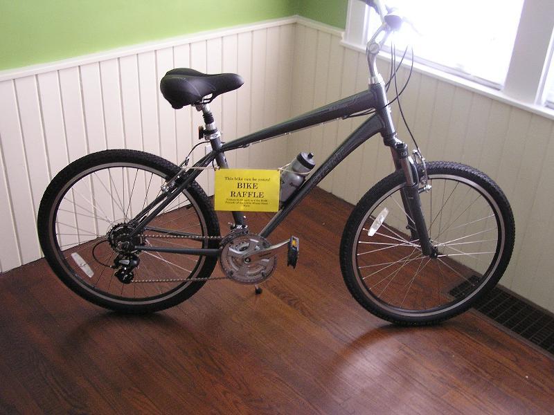 Raffle Bike