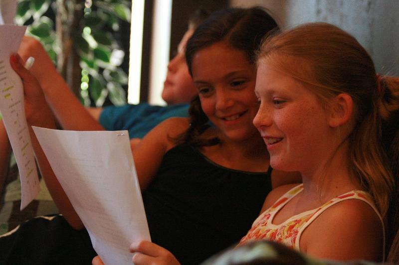 KIDS READING SCRIPTS