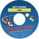 Zoom Birthday Song CD