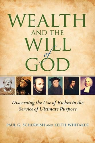 wealthand will of god book cover