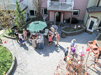 Gathering at Prairie Sky Cohousing