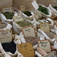 Fragrance Oil - Market Herbs