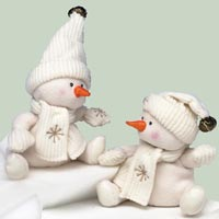 Snowmen - Tapioca and Marshallow
