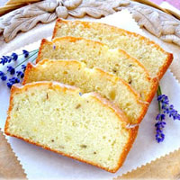 Fragrance Oil - Lavender Pound Cake