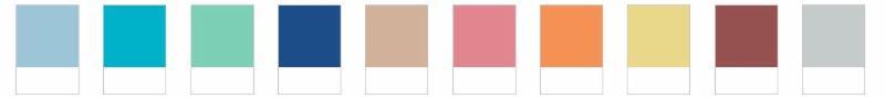Spring 2015 Pantone Colors