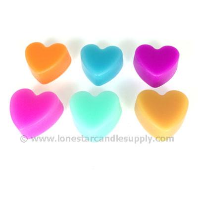 Heart Wax Tarts