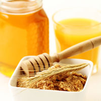 Fragrance Oil - Oats _ Honey