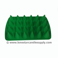 Silicone 3D Cone Mold 24 count