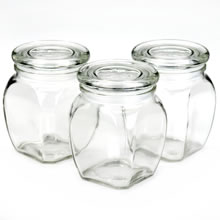 18oz Victorian Apothecary Jars