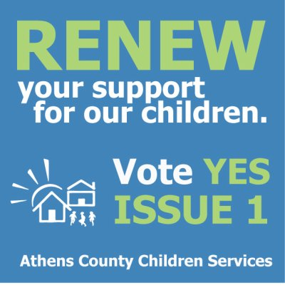 Vote Yes, Issue 1!