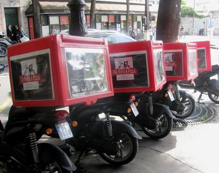 Pizza Bikes