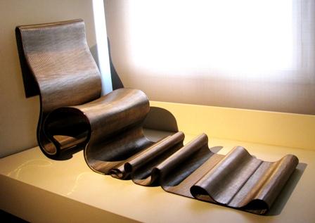 Arad's Rhythmic Chaise
