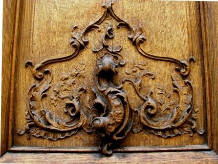 Rococo Detail