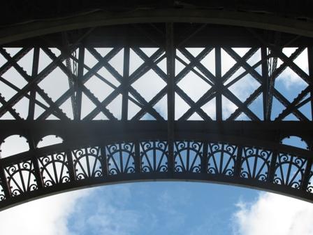 Eiffel Upclose
