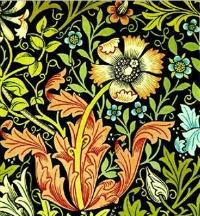 William Morris Tulip