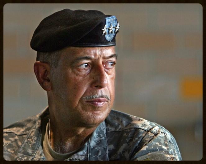Lt. General Russel L. Honor_