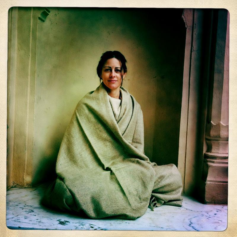 Meditation Govradhan Hill