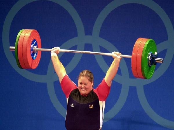 Cheryl Olympic Pic