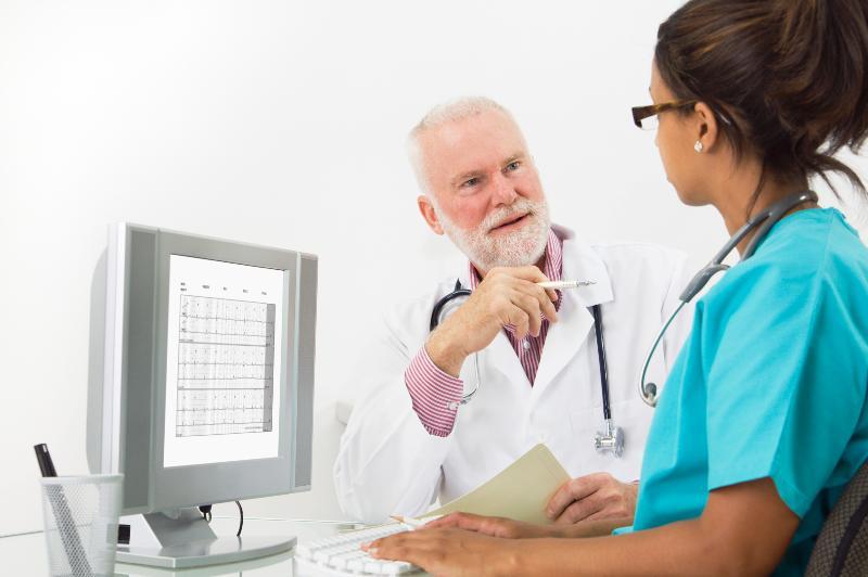 doc nurse computer