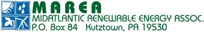 MAREA horizontal logo
