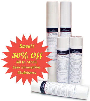 Save on Stabilizers
