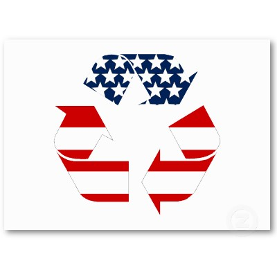 USflag-recycle