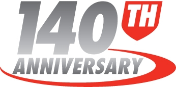 140 The Anniversary Logo
