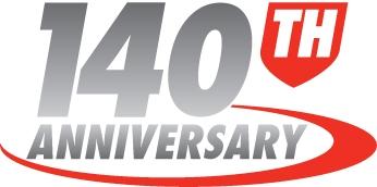 140 The Anniversary Logo