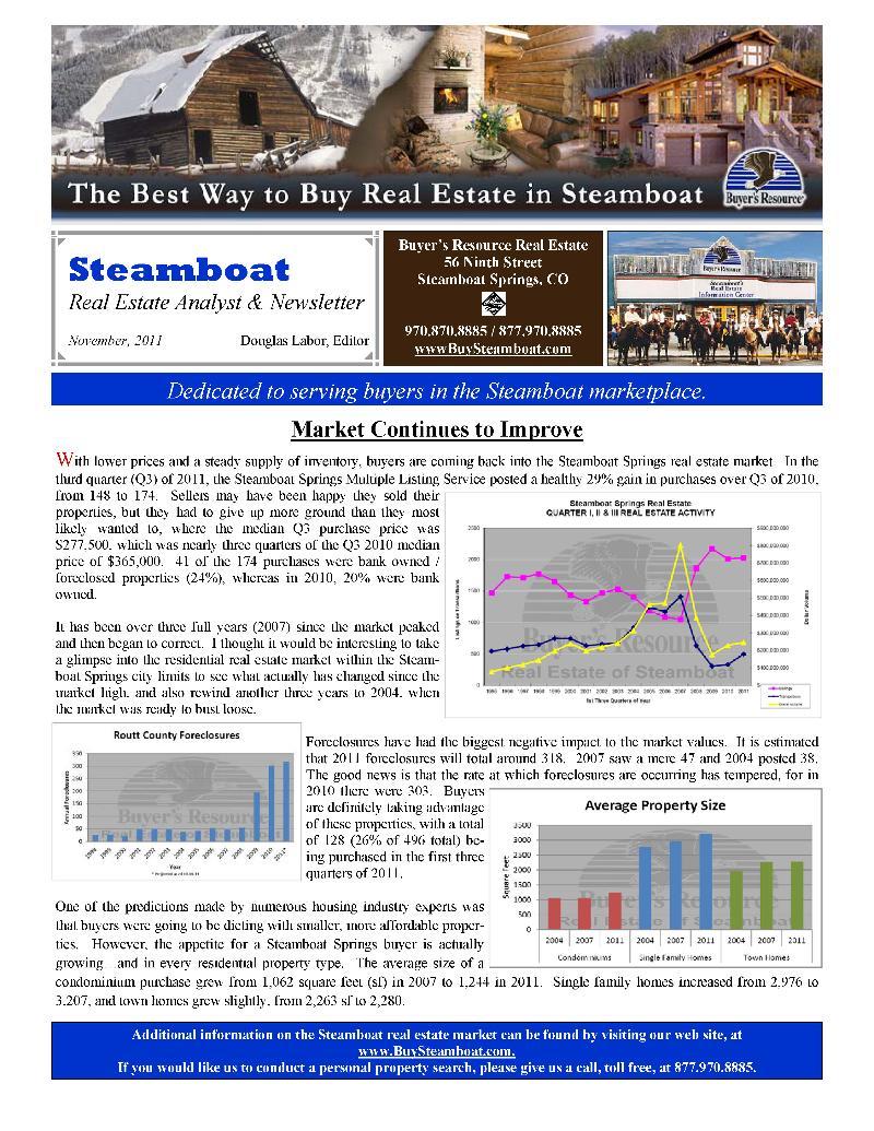 nov '11 newsletter page 1