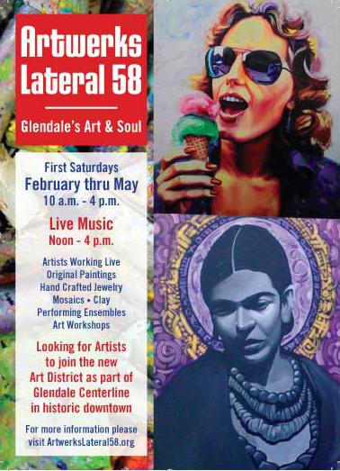 Artwerks Lateral 58 - Artwalk First Saturday