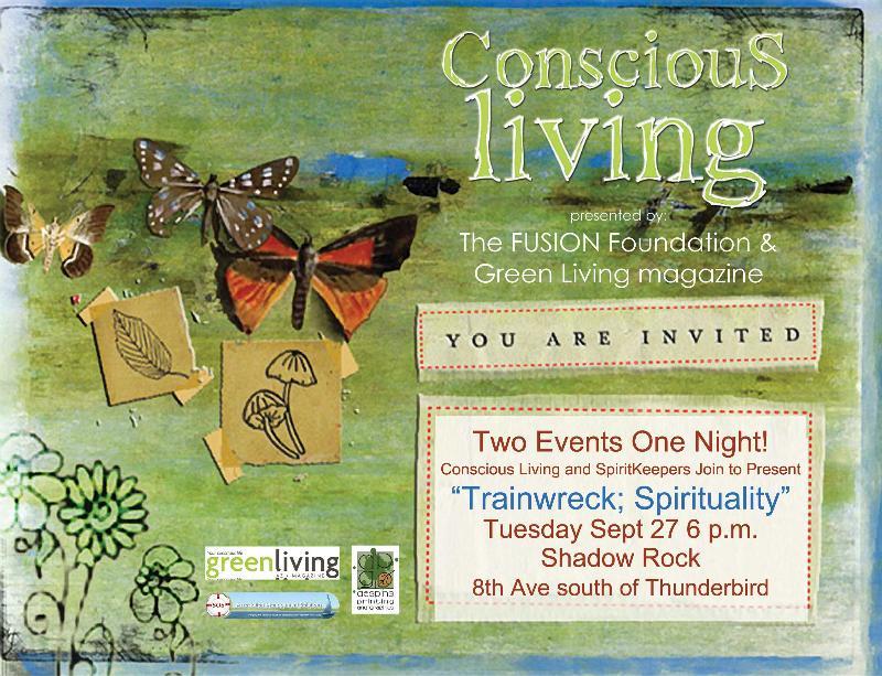 Conscious Living Sept