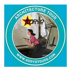 Koryo_Tour_Logo_Architecture