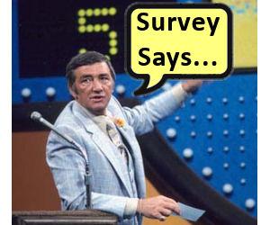 survey says 2013