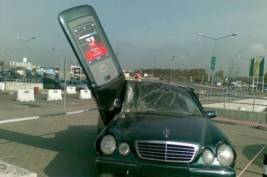 razr plus car