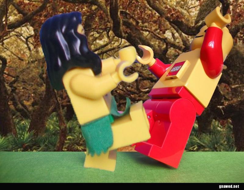 LegoFight