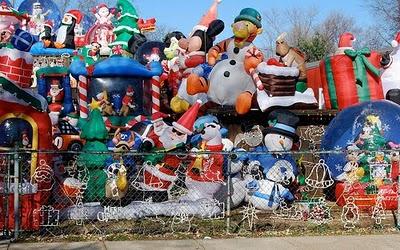 Christmas Fun or Tragic Decor?