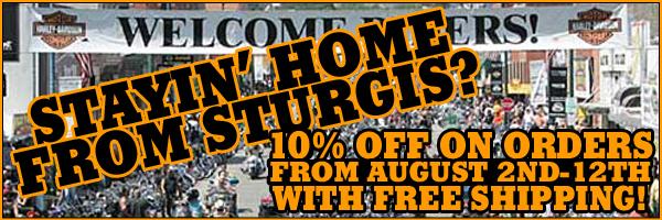 Sturgis Discounts