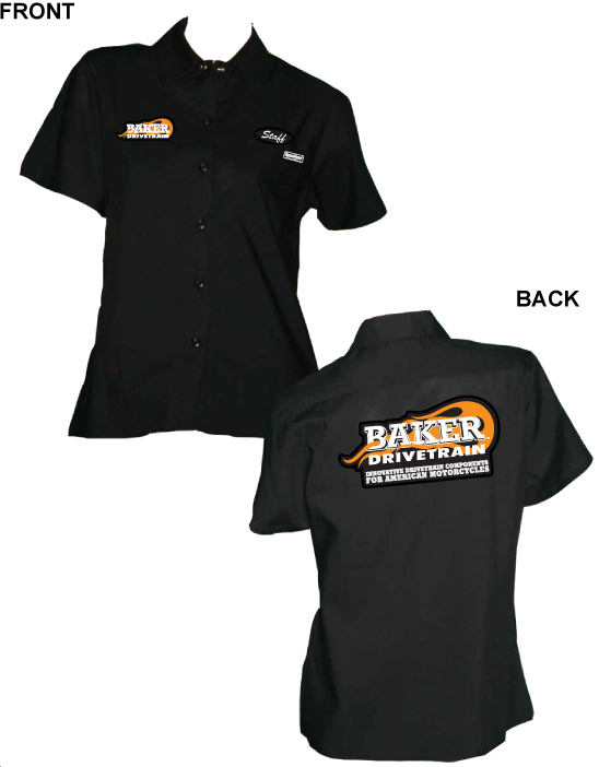 Womens Work Shirts