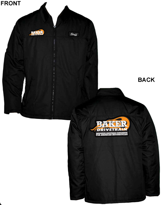 BAKER Jacket, Hip Length