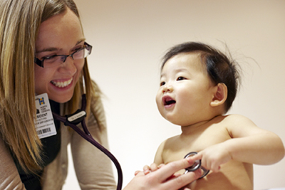NYGH's Paediatric Short Stay Unit provides young patients with timely access to acute care for up to eight hours.