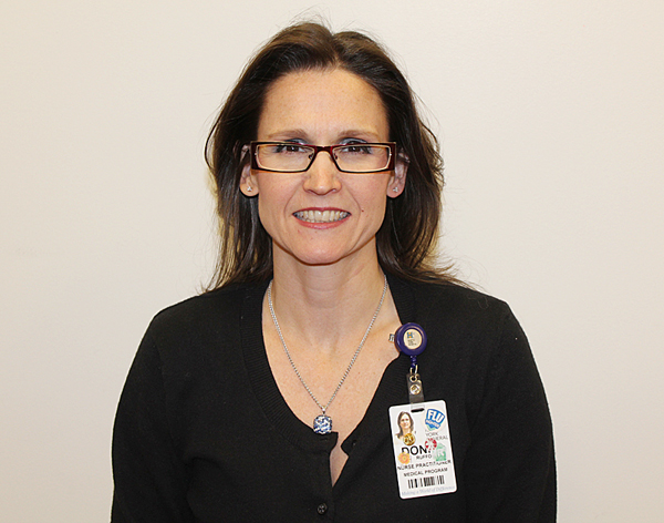 Donna Ruffo, Nurse Practitioner on the geriatric team at North York General Hospital