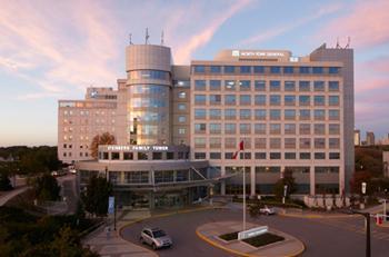 North York General Hospital, General site, Toronto
