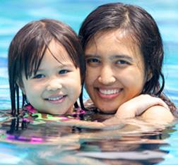 Drowning is one of the leading causes of unintentional deaths for children.
