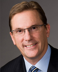 Dr. Tim Rutledge, President and CEO, North York General Hospital