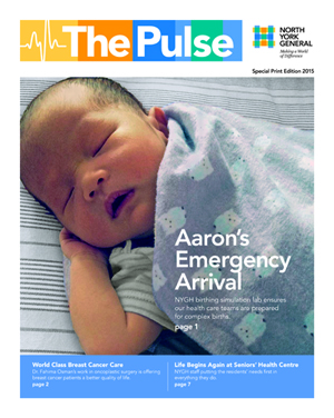 Read the special print edition of The Pulse.