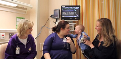 In October 2015, North York General Hospital installed state-of-the-art cardiac monitors in its Neonatal Intensive Care Unit (NICU).
